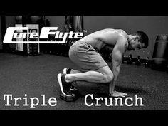Core Flyte Triple Crunch - YouTube