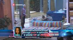 #GH2015 FRAN HABLA CON SU AMIGO COHEN ARAZI QUE ESTA EN EL EDIFICIO DE A...