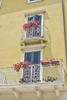"""""""Primavera #Barilla en Italia, porque en los balcones se encuentra amor""""."""