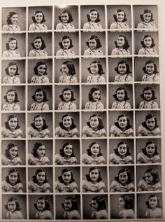 Anne Frank Vibrant and alive...!   Arts - Image - NYTimes.com