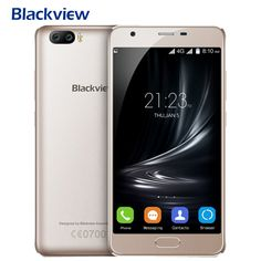 Blackview A9 Pro Phone 5.0 inch IPS Screen Smartphone RAM 2GB ROM 16GB Android 7.0 MTK6737 Quad Core 1.3GHz 4G 8MP 3 Cameras
