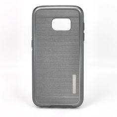 Samsung Galaxy S7 Edge Case, Bumper Defender Hard Dual Layer Thin Armor TPU Inte #AlphaCell