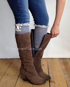 Grace and Lace - Dainty Cuffs, $24.00 (http://www.graceandlace.com/leg-warmers/dainty-cuffs/)