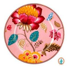 Prato-de-Pao-Floral-Fantasy-Rosa-Pip-Studio