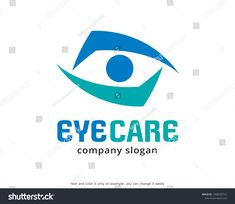 Find Eye Care Logo Template Design Vector stock images in HD and millions of other royalty-free stock photos, illustrations and vectors in the Shutterstock collection. Tea Logo, Coffee Logo, Care Logo, Company Slogans, Animal Logo, Logo Nasa, Logo Templates, Vector Stock, Logo Design