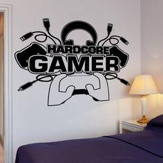comprar videojuego etiqueta engomada juego decal juego posters gamer vinilo etiquetas de