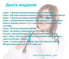 отзывы о диете медиков 14 дней