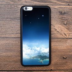 Sky, ocean and island Case For IPhone