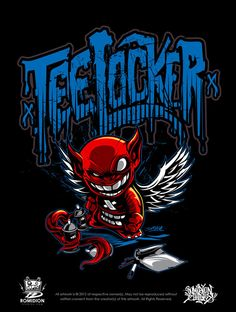 Tee Locker on the Behance Network