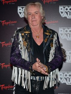 Howard Leese on the red carpet of opening night of Raiding The Rock Vault at the New Tropicana Hotel and Casino in Las Vegas Howard_Leese_Rock_Vault_Trop_61954.JPG (JPEG Image, 1000 × 1333 pixels) - Scaled (69%)