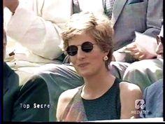 23 April 1995 Princess Diana on Hong Kong