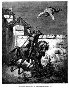Don Quixote - Gustave Doré- WikiPaintings.org