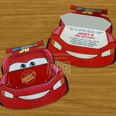 Cars rayo mcqueen invitacion Ideas for 2019 Auto Party, Race Car Party, Festa Hot Wheels, Hot Wheels Party, Disney Cars Party, Disney Cars Birthday, Car Themed Parties, Cars Birthday Parties, Lightning Mcqueen Party