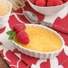 This Le Cirque Crème Brûlée recipe was the first I ever made and no other version has ever surpassed it!