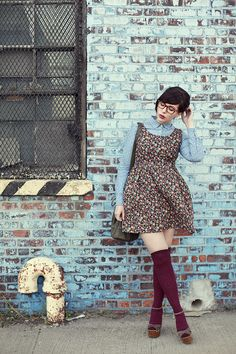 You searched for label/outfits - Keiko Lynn Pretty Outfits, Winter Outfits, Cute Outfits, Love Fashion, Vintage Fashion, Womens Fashion, Looks Style, My Style, Outfit Invierno
