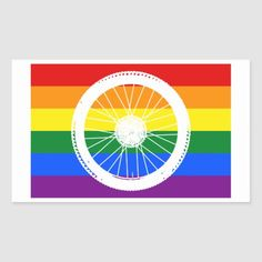 Ride Pride Cycling Wheel Rectangular Sticker   cycling photography, cycling meme, cycling clothes #graphicdesign #VictoryChimp #Stampen, 4th of july party Cycling Tips, Cycling Workout, Cycling Clothes, Cycling Outfit, Tips Fitness, Vintage Cycles, Motorcycle Girls, School Quotes, Adventure Quotes