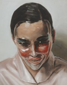 artbowels: Michael Borremans, Detailed paintings of strangely lifeless and ghostly subjects. His paintings are suffused with an unsettling ...
