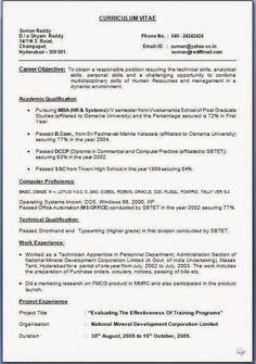 free doc company secretary cum mba finance resume objective