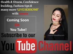 Hello my Friends, Subscribe to my You Tube Channel for awesome contents. It's going to be great and useful 'LIVE SESSIONS' so Please make sure be subscribe, share and tag to friends. Much Love you all & keep supporting me as you do always.