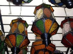 Stain Glass Lantern | Design &