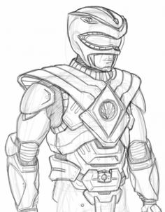 Top 35 Free Printable Power Rangers Coloring Pages Online Kids
