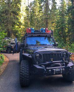 Nice Jeep Rig