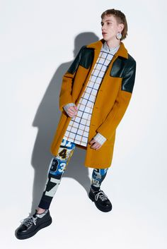 Acne Studios Fall 2015 Menswear