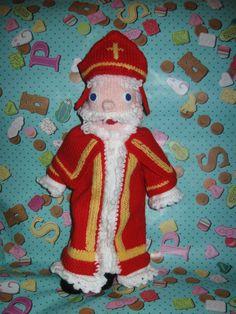 Sinterklaas - haakpatroon