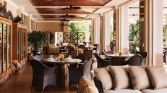 One Forty American Steak, Hawaiian Seafood @ Four Seasons Resort Lanai at Manele Bay -  Frommer's Very Highly Recommended