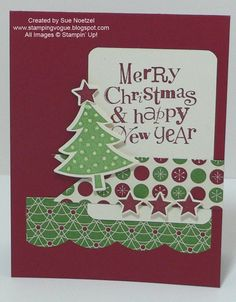 Stampin' Up! Scentsational Season Christmas