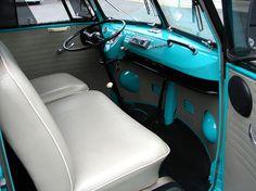 Volkswagen Bus Interior | 1967 Volkswagen 7-Passenger Deluxe Bus | Sports Car Gallery of Beaver ...