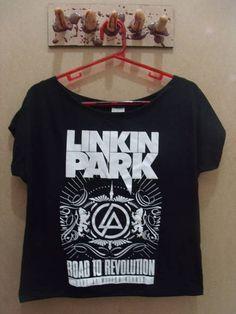 7b0d82910a Gola Canoa Linkin Park Tamanho único Cor  Preta R  45