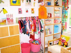 Jane Foster's daughter's (old) bedroom tour on Bambino Goodies