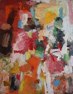 Lillian Orlowsky 1914-2004 - Untitled Still Life - circa 1950 oil on board 30 x 24in