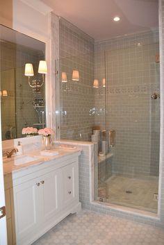 Things That Inspire: Sneak peek: the Atlanta Homes & Lifestyles 2016 Southeastern Showhouse Atlanta Homes, House Bathroom, Bathroom Renos, Home, Dream Bathrooms, Bathroom, Bathrooms Remodel, Bathroom Decor, Bathroom Redo