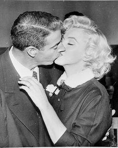 DiMaggio Marilyn Monroe