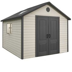Hillcrest Lifetime Sheds - 6415 11 X 13.5 Foot Outdoor Storage Shed