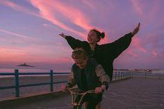 couple aesthetic Fem Energy by teenagetrash Couple Aesthetic, Summer Aesthetic, Aesthetic Pictures, Best Friend Pictures, Friend Photos, Couple Pictures, Cute Relationship Goals, Cute Relationships, Cute Couples Goals