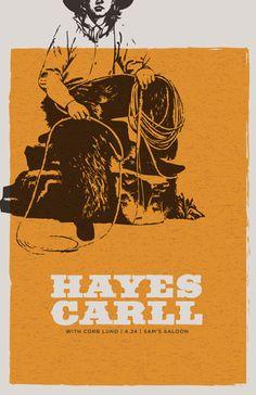 Hayes Carll - Corb Lund Band