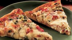 Tired of the same old pizza?  Elevate taste buds to a whole new chicken variety.