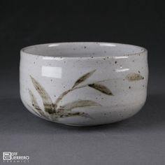 Stoneware Japanese Tea Ceremony Bowl Matcha by GuerreroCeramics, $38.00