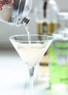 Pear Martini - Pear Martini  3 ounces pear vodka  3 ounces St-Germain (or St. Elder)  1 ounce lemon juice, freshly squeezed  1 dash angostura bitters  Pear, sliced