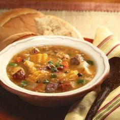 Sancocho Stew is a festive and nourishing dish popular in the Latino world, packed with the flavor o...
