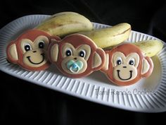 Tami Renā's Cookies: Monkey Tutorial
