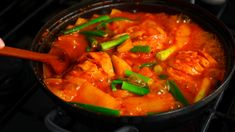 Dakbokkeumtang (Spicy braised chicken breasts) 닭복음탕 recipe - Maangchi.com