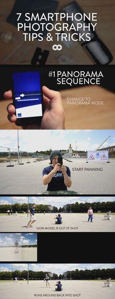 Amazing Smartphone Photography Hacks