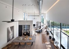 Going for these interior design loft style ideas may very well be the best living style for you, and you do not know it yet