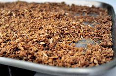 The Coach's Oats Blog: Coach's Oats® Golden Pumpkin Granola