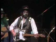 "Waylon Jennings - ""Tonight The Bottle Let Me Down"" -- awesome pedal steel. . ."