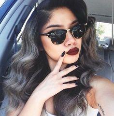 black ombre hair_16